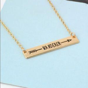 Jewelry - Wanderer Necklace